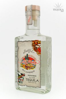Ed Hardy Tequila Silver Makes its Sterling Debut