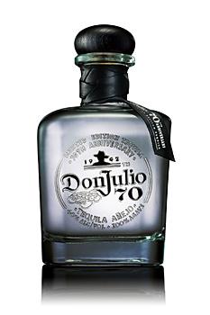 Tequila Don Julio 70 Anejo Claro ~ Tequila.net