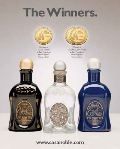 Casa Noble Tequila Awards