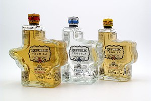 Republic Tequila Texas Bottles - Tequila.net