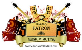 Tequila Patron Music in Motion Tour