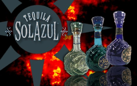 Sol Azul Tequila - Hotter than the sun!