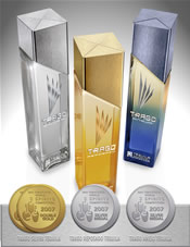 Trago Tequila Medals