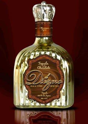 El Diezmo Tequila Chocolate