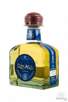 Tequila Don Azul 108 Reposado