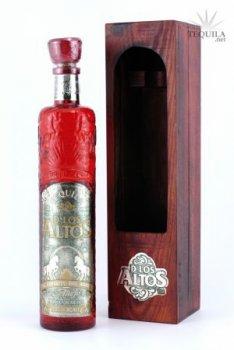 De Los Altos Tequila Anejo