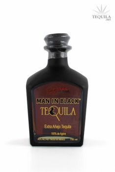 Man in Black Tequila Extra Anejo