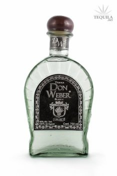Don Weber Tequila Blanco