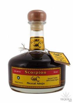 Scorpion Mezcal Tobala Anejo