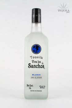Viva los Sanchos Tequila Blanco