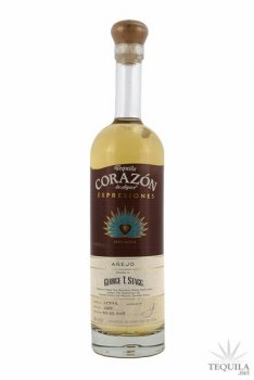 Corazon de Agave Tequila Añejo - Expresiones - George T Stagg