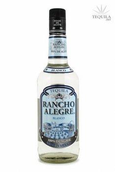Rancho Alegre Tequila Blanco