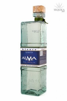 Alma de Agave Tequila Blanco