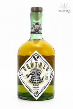 Crotalo Tequila Anejo
