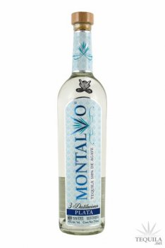 Montalvo Tequila Plata