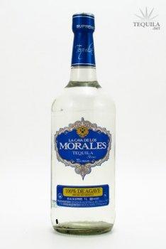 La Cava de Los Morales Tequila Blanco