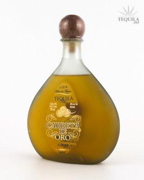 Carreta de Oro Tequila Anejo