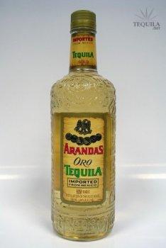 Arandas Tequila Oro