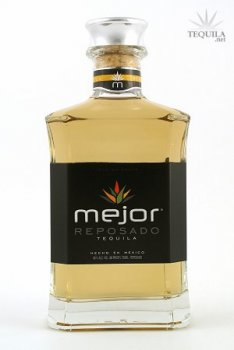 Mejor Tequila Reposado