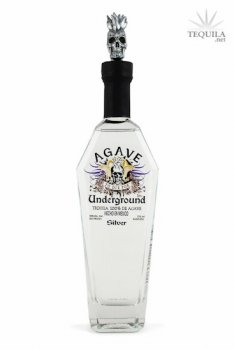 Agave Underground Tequila Silver
