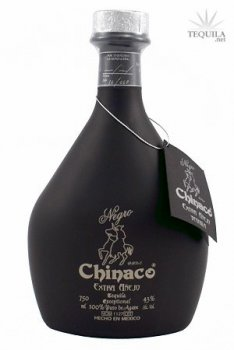 Chinaco Negro Tequila Extra Anejo