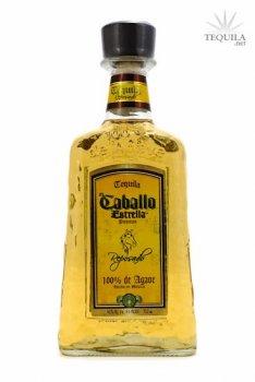 El Caballo Estrella Tequila Reposado