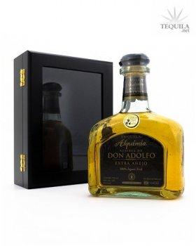 Alquimia Tequila Extra Anejo