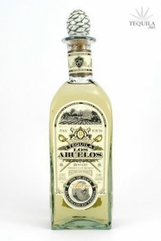 Los Abuelos Tequila Anejo