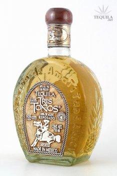 Los Tres Tonos Tequila Reposado