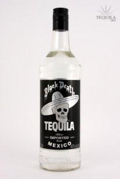 Black Death Tequila Silver