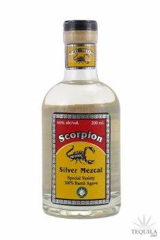 Scorpion Mezcal Barril Karwinskii Silver