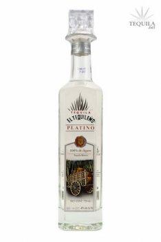El Tequileno Tequila Platino
