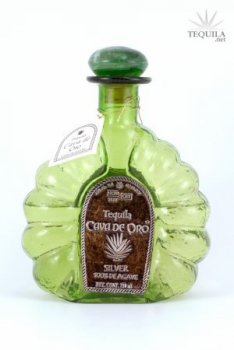 Cava de Oro Tequila Silver