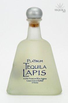 Lapis Tequila Platinum