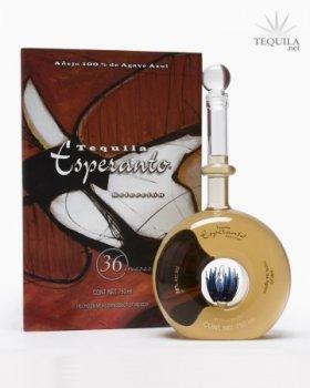 Esperanto Tequila Anejo