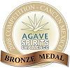 2008 Agave Spirits Challenge Bronze Medal