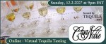Online Virtual Tequila Tastings at TEQUILA.net