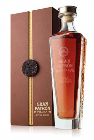 Patron Reveals Extra-Anejo Tequila Gran Patron Piedra