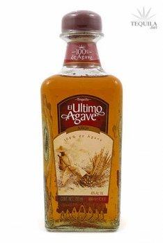 El Ultimo Agave Tequila Anejo