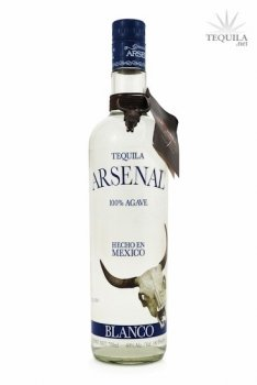 Arsenal Tequila Blanco