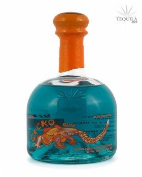 Gecko Tequila Reposado Blue