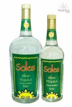 Los Cinco Soles Tequila Silver