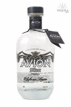 Avion Tequila Silver