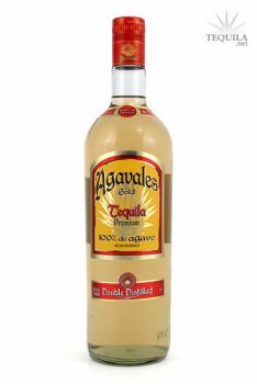 Agavales Tequila Gold 110 Proof