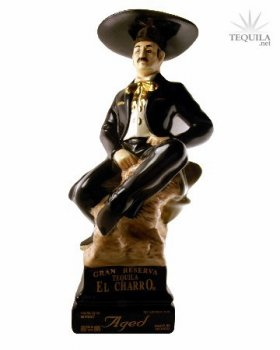 El Charro Tequila Gran Reserva Anejo