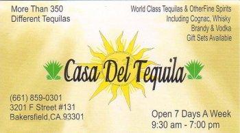 Casa Del Tequila - Bakersfield, CA