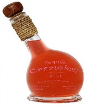 Caramba Tequila Reposado Pink