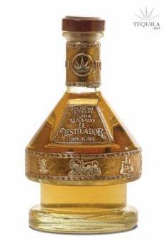 El Destilador Tequila Reposado