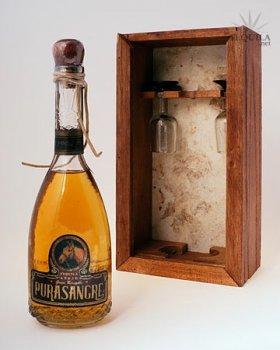 Pura Sangre Tequila Anejo Gran Reserva