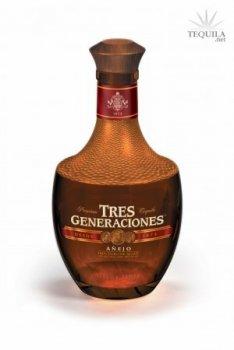 Sauza Tres Generaciones Tequila Anejo